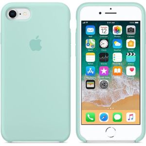 COQUE - BUMPER Apple Coque en silicone iPhone 7/8 (4.7'') - Ciel