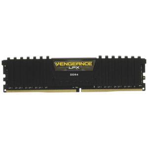 MÉMOIRE RAM Corsair Vengeance LPX 8Go (1x8Go) DDR4 2400MHz C14