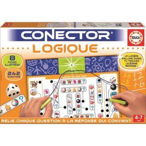 HISTOIRE - GEO EDUCA Connector jeu de Logique