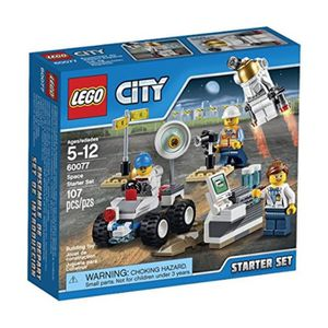 ASSEMBLAGE CONSTRUCTION Jeu D'Assemblage LEGO L6H6O , City, Space Starter