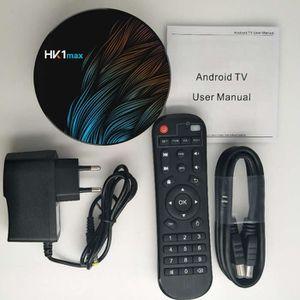 BOX MULTIMEDIA Smart tv box pour Android 9.0 4 Go de RAM 32 Go -