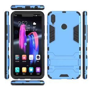 HOUSSE - ÉTUI Coque Huawei Honor 8X Simple 2 in 1 Style TPU + PC