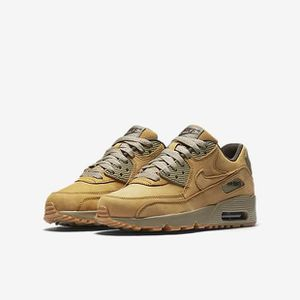 BASKET BASKETS ENFANTS NIKE AIR MAX 90 WINTER GS