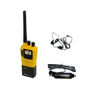 TALKIE-WALKIE NAVICOM VHF marine portable PACK RT311