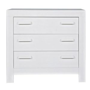commode blanche pin massif achat vente commode blanche pin massif pas cher soldes cdiscount. Black Bedroom Furniture Sets. Home Design Ideas