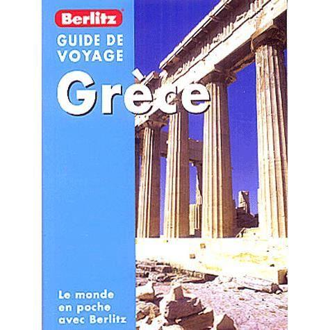 GUIDES MONDE Grèce