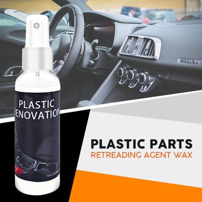 pack d'outils à main Entretien de la pâte de revêtement rénovée pour l'intérieur automobile et plastique Agen100ml jianpanshou