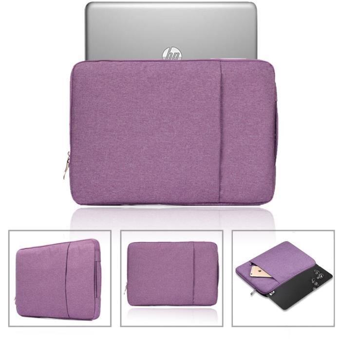 purple-ENVY 13-ab005na -Pochette étanche à fermeture éclair pour ordinateur portable HP ENVY 13-x2-x360-pavillon 11-13-15-pavillon X