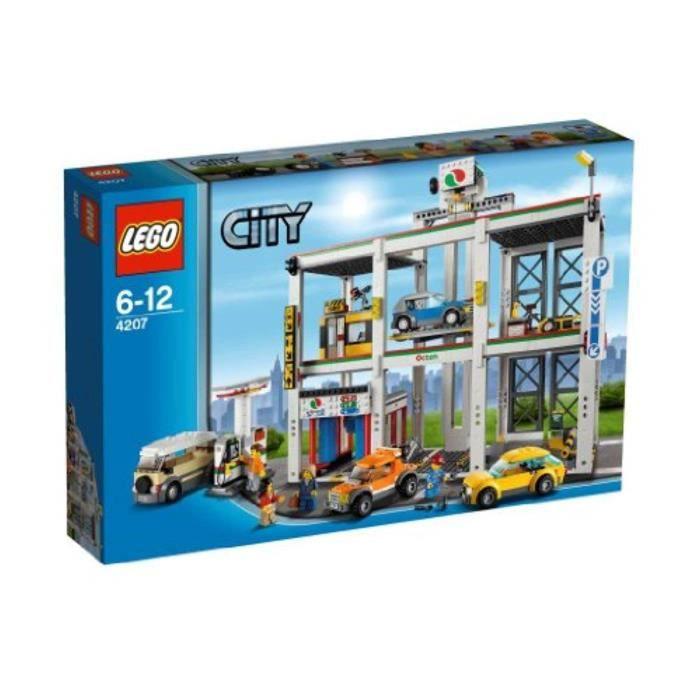 Jeu D'Assemblage LEGO F5YRQ Ville 4207 Ville Garage