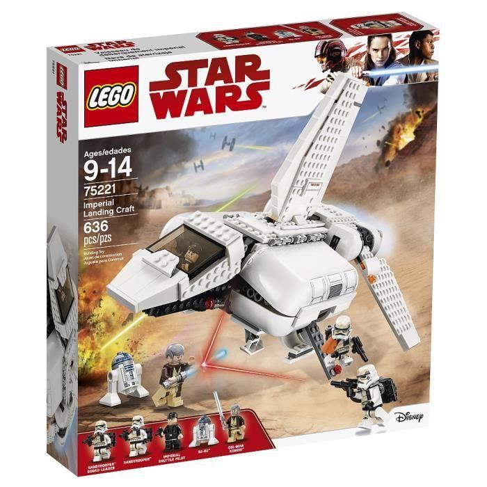 LEGO® Star Wars - Imperial Landing Craft - 75221