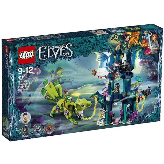 Lego elves renard