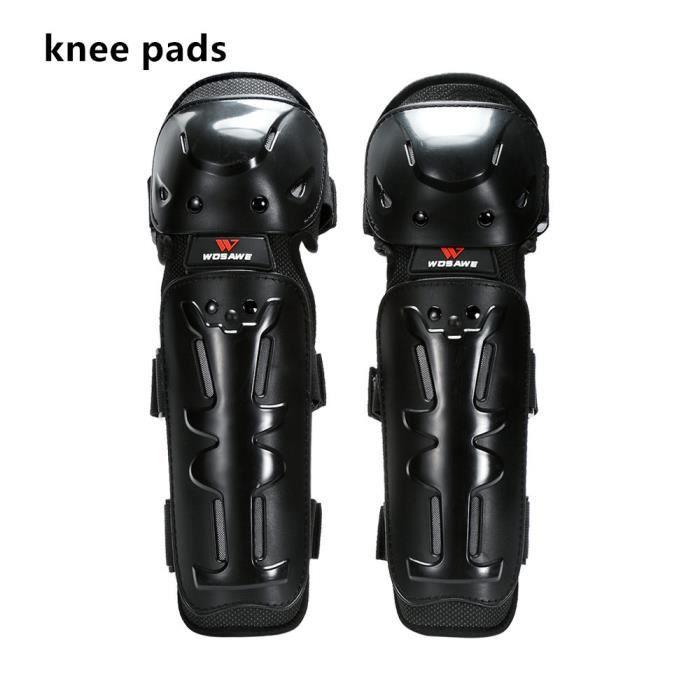 PROTEGE-CHEVILLES - CHEVILLERE,WOSAWE genouillères de protection Ski planche à roulettes coude Support - Type ML311-HX knee