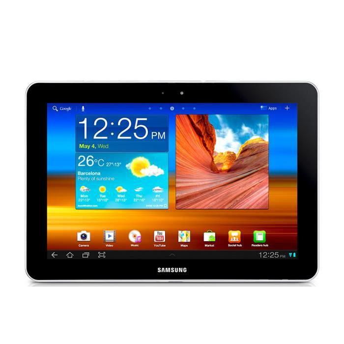 Samsung Galaxy Tab 2 10.1'' 16Go Wifi