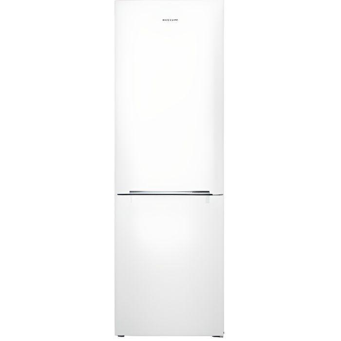 Réfrigérateur congélateur en bas SAMSUNG RB30J3000WW-EF Froid ventilé