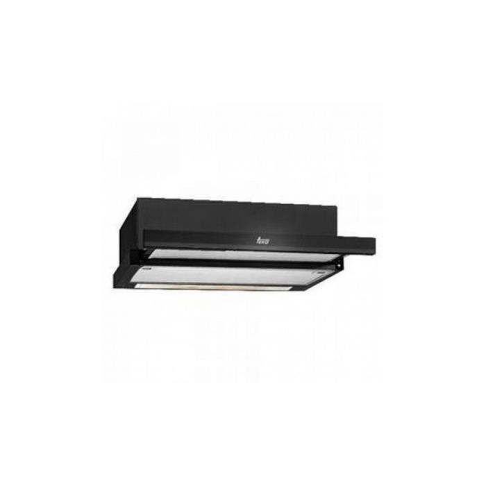 Hotte standard Teka CNL6415BK 60 cm 385 m3/h 64 dB 110W Noir-- S0408231