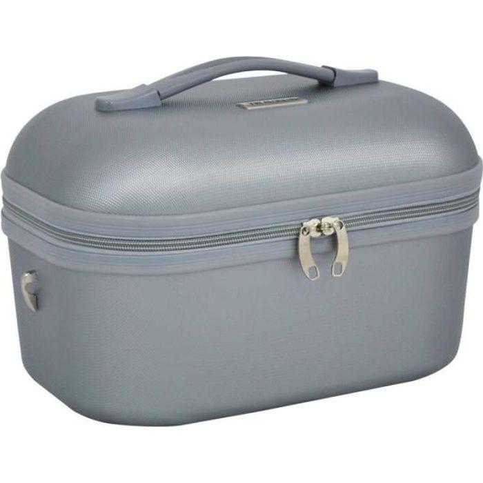 Vanity case TRAVEL'S -Kelly- - gris - TRA-651G-17-KELLY