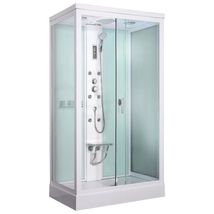 Cabine douche for Installation cabine douche