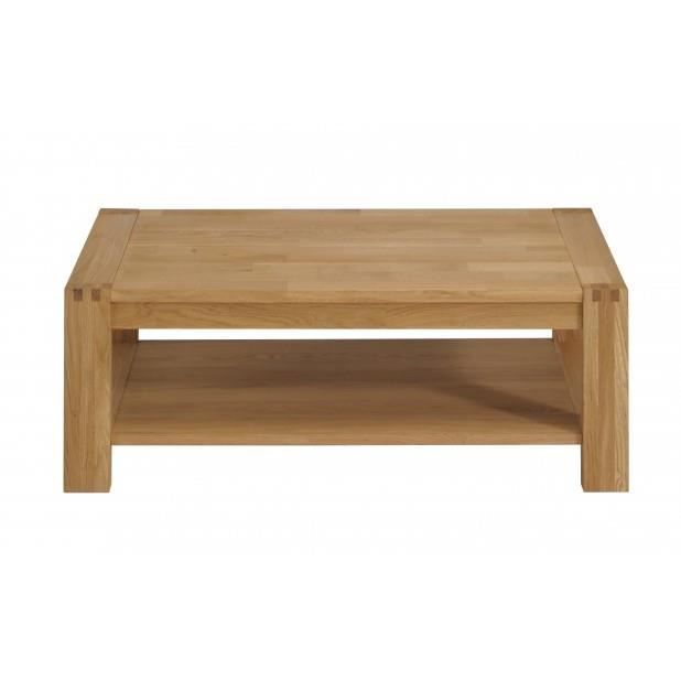 Ethan Table Basse  Couleur  Chne Huil Dor  Achat  Vente Table