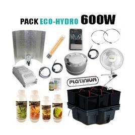 pack hydro eco 600 w achat vente kit de culture pack hydro eco 600 w cdiscount