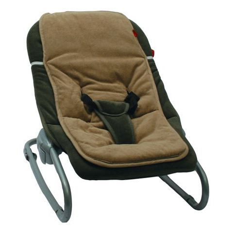 ASSISE POUSSETTE ISI Mini Coussin réducteur relax taupe