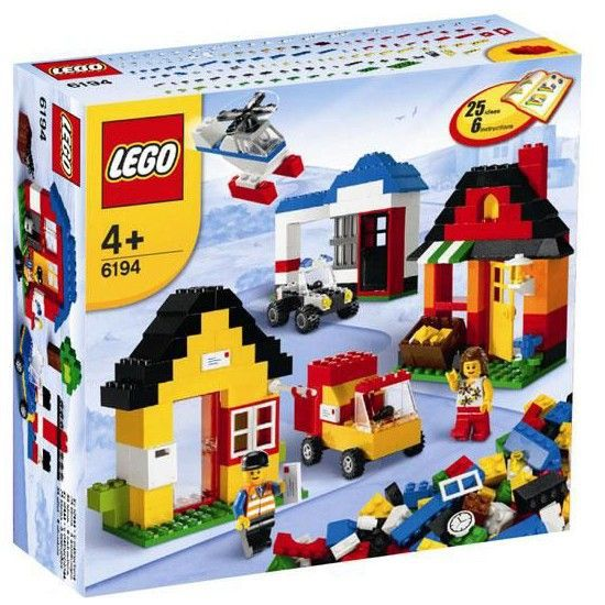 lego set de construction ville achat vente assemblage construction cdiscount. Black Bedroom Furniture Sets. Home Design Ideas