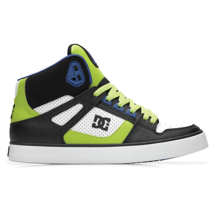 dc shoes basket chaussures d homme multicolore achat vente dc shoes basket chaussu. Black Bedroom Furniture Sets. Home Design Ideas