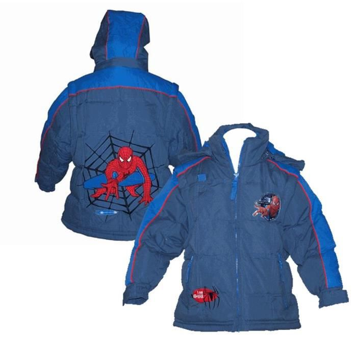 DOUDOUNE Doudoune Spiderman
