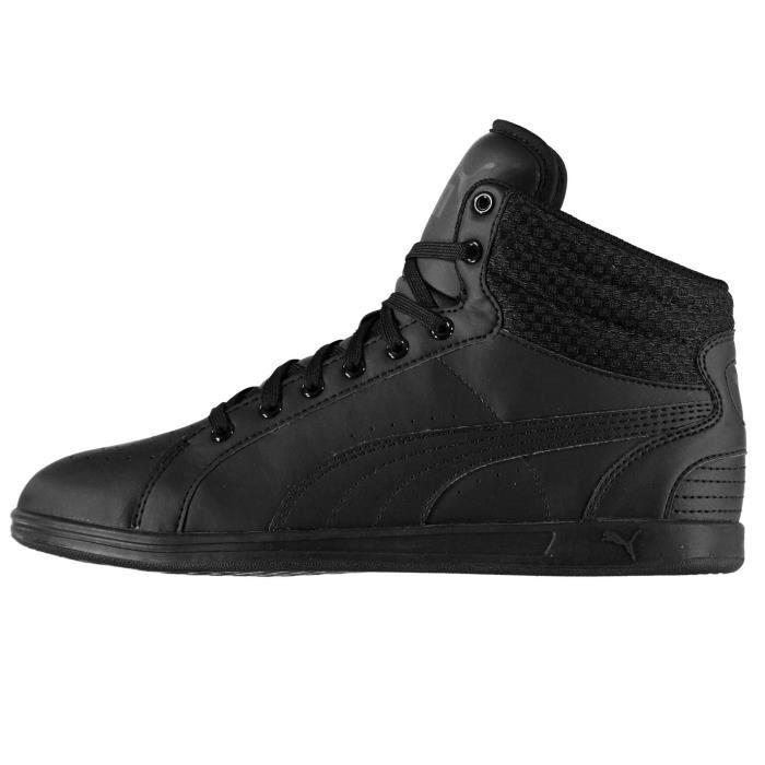 puma femme chaussure noir