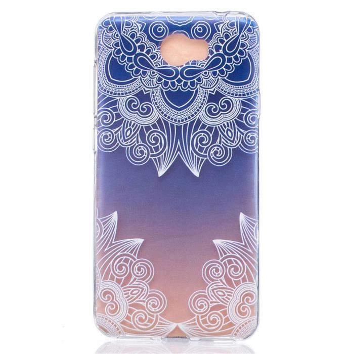 coque pour huawei y5 silicone
