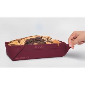 MOULE  COOX Moule en silicone à gâteaux/ cakes / glaces -
