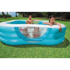 Piscine gonflable achat vente piscine gonflable pas for Piscine gonflable carree