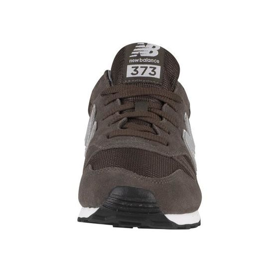 New Balance 373 Baskets en daim, marron, Homme Marron ...