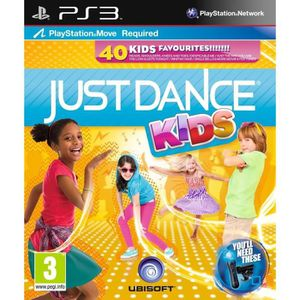 JEU PS3 Just Dance Kids 2 Jeu PS3 MOVE