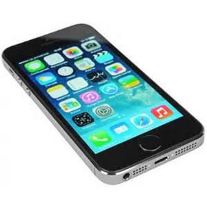 SMARTPHONE APPLE iPhone 5S Gris sidéral 16Go