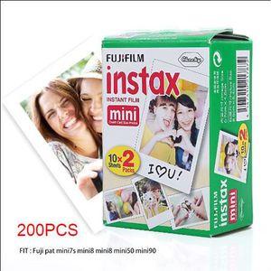 PAPIER PHOTO INSTANTANE Fujifilm Instax Mini 10 X 20 Pellicules couleur à