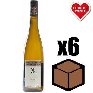 VIN BLANC X6 Martin Schaetzel Riesling Terroir