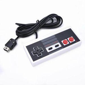 JOYSTICK JEUX VIDÉO Contrôleur de jeu câblé / manette pour NES Mini Cl