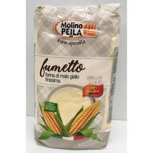 FARINE - FÉCULE Farine de maïs très fine SANS GLUTEN - Italie - Mo