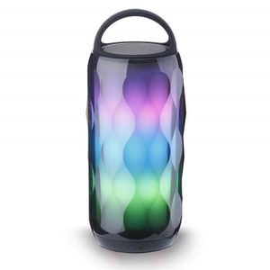 ENCEINTE NOMADE Enceinte Bluetooth Lumineuse LED Haut-Parleur Port