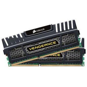 MÉMOIRE RAM Corsair CMZ16GX3M2A1600C10 Vengeance 16GB (2x8GB)