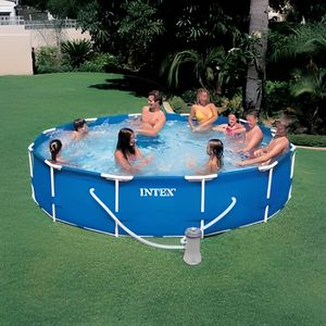 PISCINE Intex Piscine tubulaire 366 x 76 cm