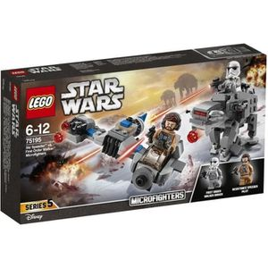ASSEMBLAGE CONSTRUCTION LEGO® Star Wars™ 75195 Microfighter Ski Speeder™ v
