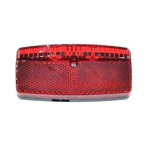 ECLAIRAGE POUR VÉLO Feu arrière à LED sur moyeu dynamo
