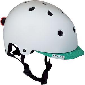 CASQUE DE VÉLO COSMO Casque Bike Helmet Urban - Blanc
