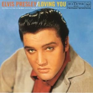 VINYLE POP ROCK - INDÉ ELVIS PRESLEY Loving You - 33 Tours - 180 grammes