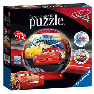 CASSE-TÊTE Ravensburger 11825 Disney Pixar Cars 3 3d Jigsaw P