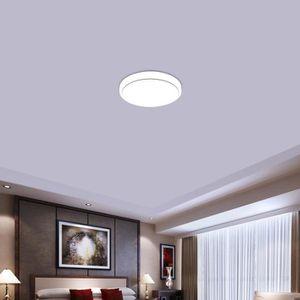 PLAFONNIER 12W Plafonnier à LED Moderne lampe plafond Blanc S