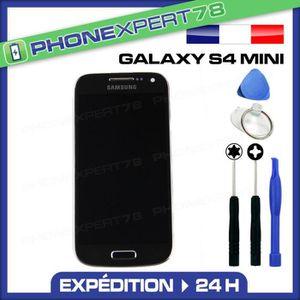 ECRAN DE TÉLÉPHONE Écran LCD Samsung Galaxy S4 Mini noir i9195 origin