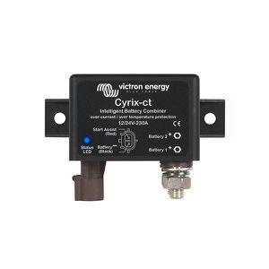 BATTERIE DOMOTIQUE Coupleur de batterie cyrix-ct 12/24v-230a - victro