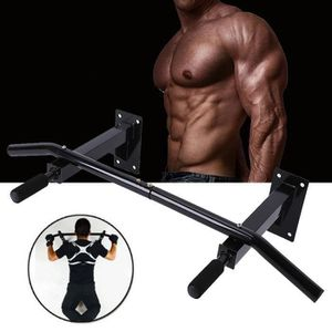 BARRE POUR TRACTION Barre Pull-Up Barre sur porte Gym Fitness Barre de